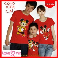 Baju Keluarga Murah Fashion Imlek