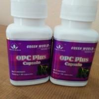 Green World OPC Plus Capsule