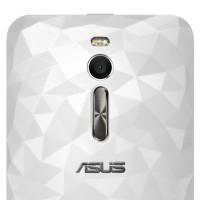 Asus Back cover Diamond 3D untuk Asus Zenfone 2 ZE551ML -Putih