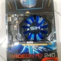 VGA HIS Radeon R7 240 iCooler Boost Clock 2 GB 128 Bit DDR5