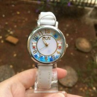 watch MINI miniatur korea white