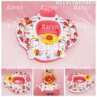 Ban Renang Hello Kitty/ Pelampung Hello Kitty 051417