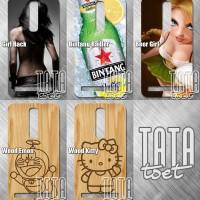 Hard Case Back Cover ASUS Zenfone 2 ZE551ML ZE550ML - Beer Girl Cute