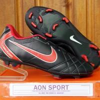 Jual Sepatu Bola Nike Tiempo ACC Legend Hitam Merah KW Terbaru 2016