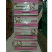 Lemari Plastik / Mini Container Napolly Hello Kitty Ssn 4