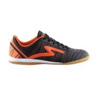 Sepatu Futsal Specs Horus Hitam Orange