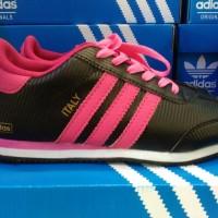 Sepatu Adidas Italy Black Pink