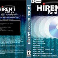 hiren's boot 15.2 (hiren hirens)