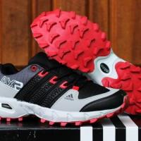 Adidas Ax2 Hitam Merah(sepatu kets,running,olahraga,sport,trail,joggin