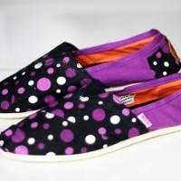 wakai shoes women ungu(sepatu wanita,kets,slip on,olahraga,casual)