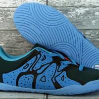 Sepatu Futsal Adidas Anaconda Biru Hijau Anak (Bola,Nike,Anak,Puma)
