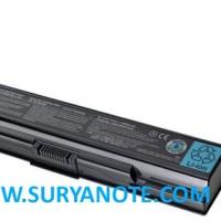 Baterai Laptop TOSHIBA Sat A200 A205 A210 A215 A300 A305 A350 A355 A50