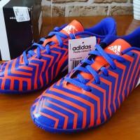 Sepatu Futsal Adidas Predator Instinct IN Blue/Orange ORI (Asli,Murah)