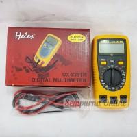 Multitester / Avometer Heles Digital UX-839TR