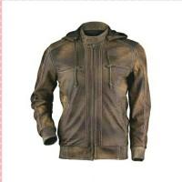 jaket kulit asli, jaket kulit motor, jaket kulit pria