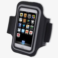 waterproof Sport Armband Case cover sepeda jogging strap hp anti air