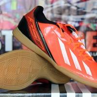[ORIGINAL] Adidas F50 IN Red/Black (Sepatu Futsal)