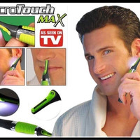 microtouch max / alat pencukur kumis rambut bulu hidung ketiak