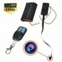 Kamera Pengintai Spy Hidden Camera HD with Wireless Remote Control