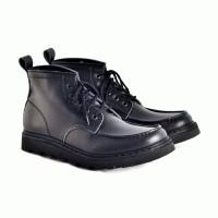 XERUM Legion | Sepatu Boot Kulit Asli Bandung