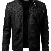 jaket kulit domba asli model keren
