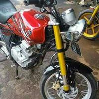 Cover shock Yamaha Scorpio