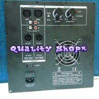 power kit subwoofer khusus speaker 15/18 inch