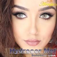 Softlens Avenue Solotica Hydrocor Mel (Honey Yellow / Coklat Kuning)