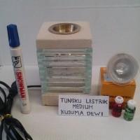 Tungku Aromaterapi Listrik Medium - TL M 7 Dimmer