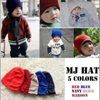 Kupluk MJ anak / Korean Hat / MJ Hat Kid new color