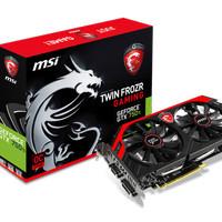 MSI GTX 750 TI TF 2GB DDR5 GAMING - N750TI TF 2GD5/OC