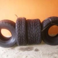 Ban Kendaraan Motor ATV Ring 8 Profil Aspal
