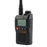 Radio Walkie Handy Talky HT BAOFENG POFUNG Dual Band UHF VHF UV-3R - B