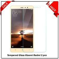 tempered glass xiaomi redmi 3 PRO 3s prime 3X anti gores kaca