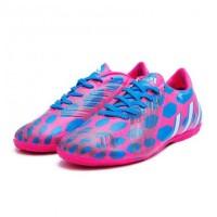 Sepatu Futsal Adidas Predator Instinct Battlepack Pink Biru