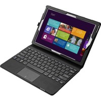 Seenda Removable Keyboard Leather Case for Microsoft Surface Pro 3, 4