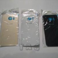 SAMSUNG GALAXY S6 EDGE BACKDOOR TUTUP BATRE BACK CASE COVER DOOR