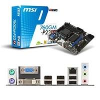 MB MSI 760GM-P23, SOC AM3+, DDR3