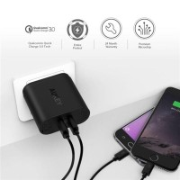 Travel Charger Aukey 2 Port Usb PA-T13