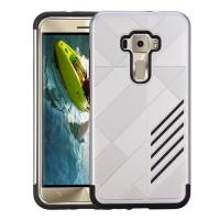 Softcase Tough Shark Stripe Back Soft Case Casing Asus Zenfone Selfie
