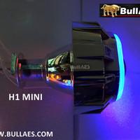 projector aes mini hid  tanpa balast dan kabel hid