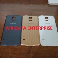 Backdoor Backcover Tutup Casing Belakang Samsung S5 SM-G900 Original