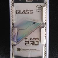 Tempered Glass Galaxy S7 Edge Samsung Anti Gores Pecah Kaca Antigores
