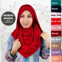 Jilbab / Hijab Arabian Hoodie Premium