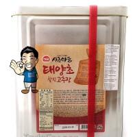 Sajo Gochujang/ Saus Sambal Korea/ Red Pepper Paste- 15 kg