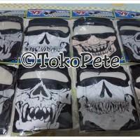 Masker Ninja / Balaclava / Tengkorak / Monster