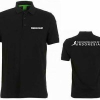 Polo shirt/ Kaos kerah/ Pencak Silat