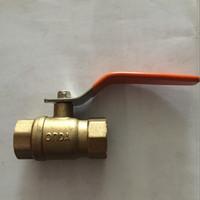 Ball valve /. stop kran kuningan ONDA 1/2