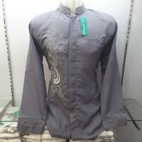 Produksi Jasko Jas Koko Muslim Pria Baju Koko Trendy