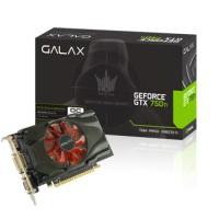 Galax Geforce GTX 750 Ti BLACK OC 2GB DDR5 128 Bit - SNIPER EDITION